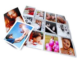 Les 15 agrandissements photo  20x30 sur papier Premium livrés