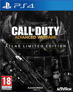 Call Of Duty Advanced Warfare - Edition limitée Atlas sur PS4 et XBOX One