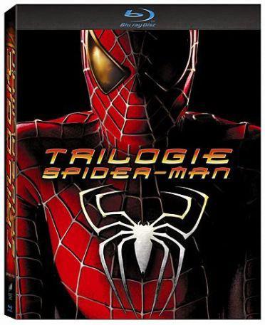 Coffret Blu-ray Spider-Man - La Trilogie