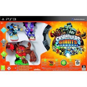 Pré-commande : Skylanders Giants Starter Pack sur PS3, XBOX 360, 3DS et Wii avec code promo