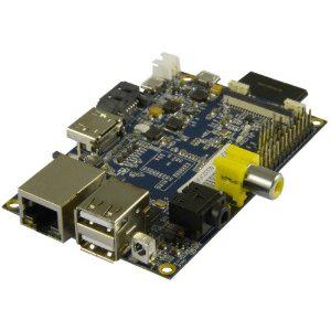 Carte mère Banana Pi - ARM Cortex A7 - 1 Go RAM - SATA