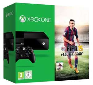 Pack Console XBOX One + FIFA 15