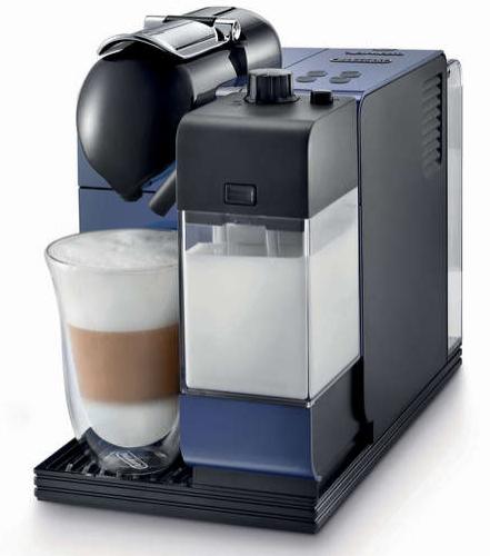 Cafetière Nespresso Delonghi EN520BL Lattissima+ (Avec ODR de 80€)