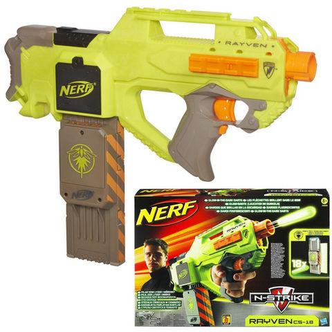 Pistolet Nerf Elite Rayven