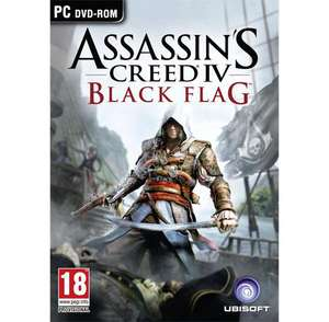 Assassin's Creed 4 Black Flag sur PC