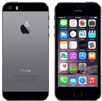 Iphone 5S 16Go noir - Reconditionné