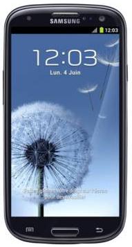 Smartphone Samsung Galaxy S3 4G Noir