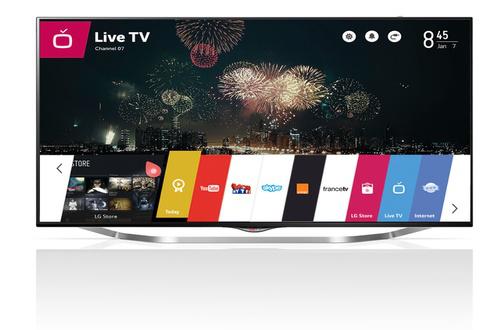 "TV 49"" LG 49UB850V 4K LED UHD + Barre de son LG NB300 (200€ ODR + CC de 100€)"