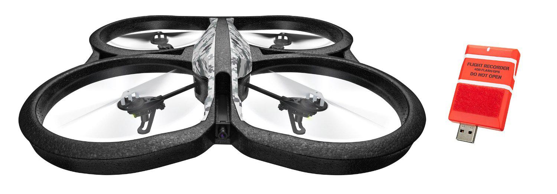 Quadricoptère télécommandé Drone 2.0 Parrot AR. GPS Edition