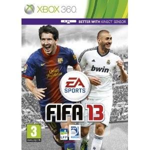 Fifa 13 sur PS3 et XBOX 360 avec code promo