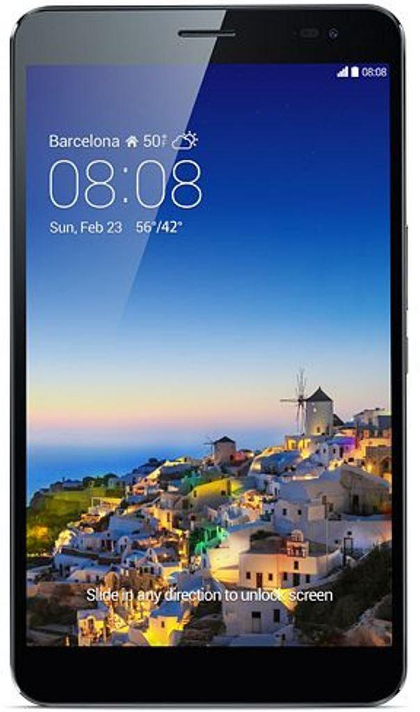 """Phablette 7"""" Huawei Mediapad X1 16 Go + LTE Cat4 Noir ou Blanche"""