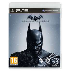 Jeu Batman Arkham Origins PS3