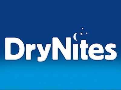 Échantillon gratuit de couches DryNites + Bon de réduction de 2€