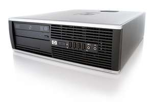 PC reconditionné HP Compaq 6005 Pro: AMD Athlon x2, 2 Go RAM, 250 Go, Windows 7