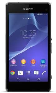 """Smartphone 4,3"""" Sony Xperia Z1 Compact"""