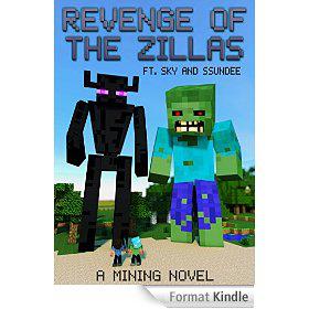 E-Book Revenge of the Zilla gratuit (au lieu de 2.68€)