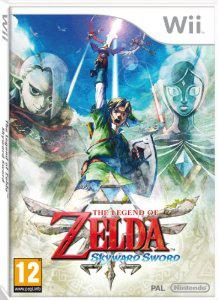 The Legend of Zelda : Skyward Sword sur Wii