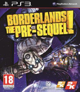 Borderlands - The Pre-Sequel sur PS3