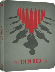 Blu Ray : La Ligne Rouge - Steelbook, Edition Limitée (aussi dispo : La Mouche -1958- et La Malédiction -1976- )