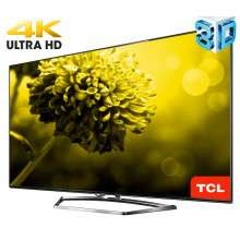 "TV 49"" TCL U49S7606DS - LED - 4K - 3D - WIFI"