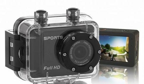 Caméra embarquée Full HD 1080p