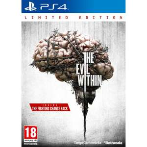 The Evil Within - Edition limitée sur PS4/Xbox One