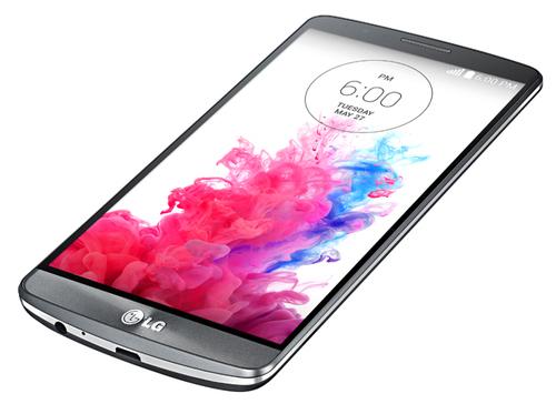 Smartphone LG G3 16 Go Noir métallisé Android 4.4.2 (KitKat)