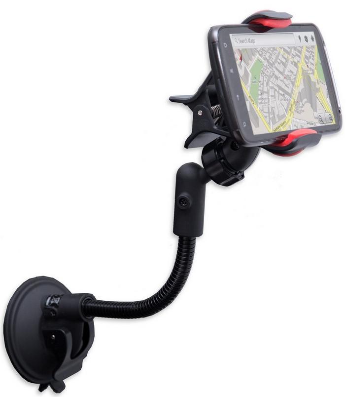 Support de voiture pour smartphone avec pince Connectland SUP-HC21J
