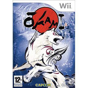 Okami sur Nintendo Wii