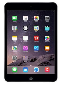 Tablette Apple iPad mini 2 Retina Wi-Fi 16 Go Gris sidéral