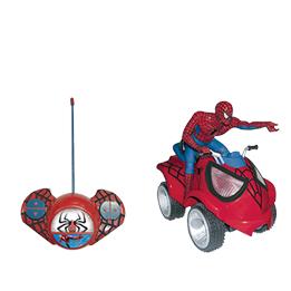 Quad radiocommandé Spider-Man (50% sur la carte)