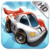 Jeu Mini Motor Racing HD (iPhone & iPad) gratuit (au lieu de 1.79€)