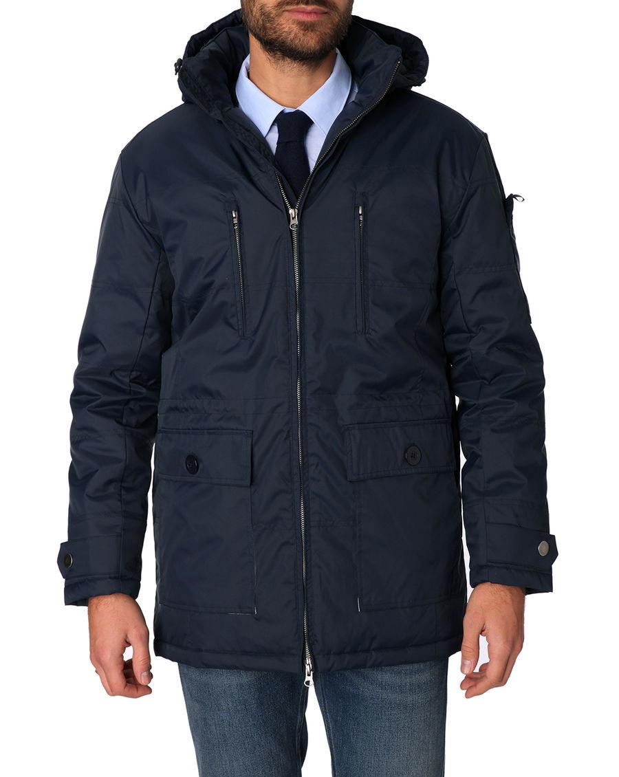 20% de réduction sur une sélection de manteaux et doudounes - Ex : Parka nylon Dick navy