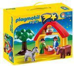 Crèche  Playmobil 1.2.3 - 6786