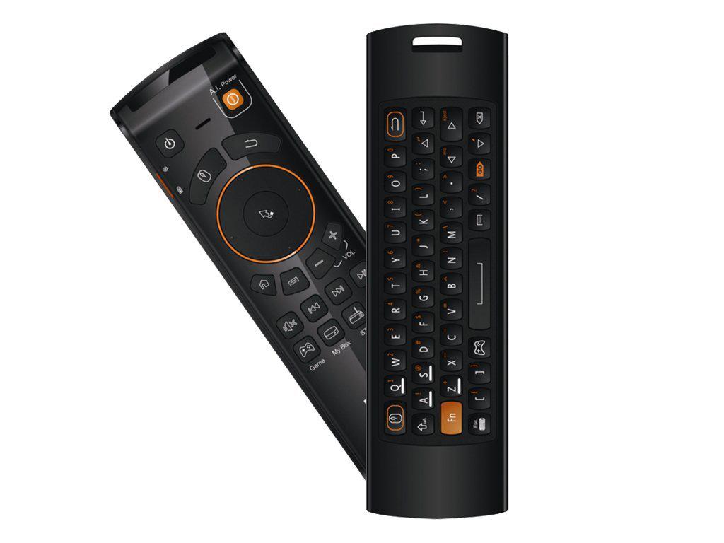 Télécommande Clavier Souris pour TV Android, PC