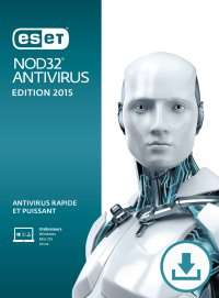 Antivirus 2015 Gamer Edition Eset Nod32