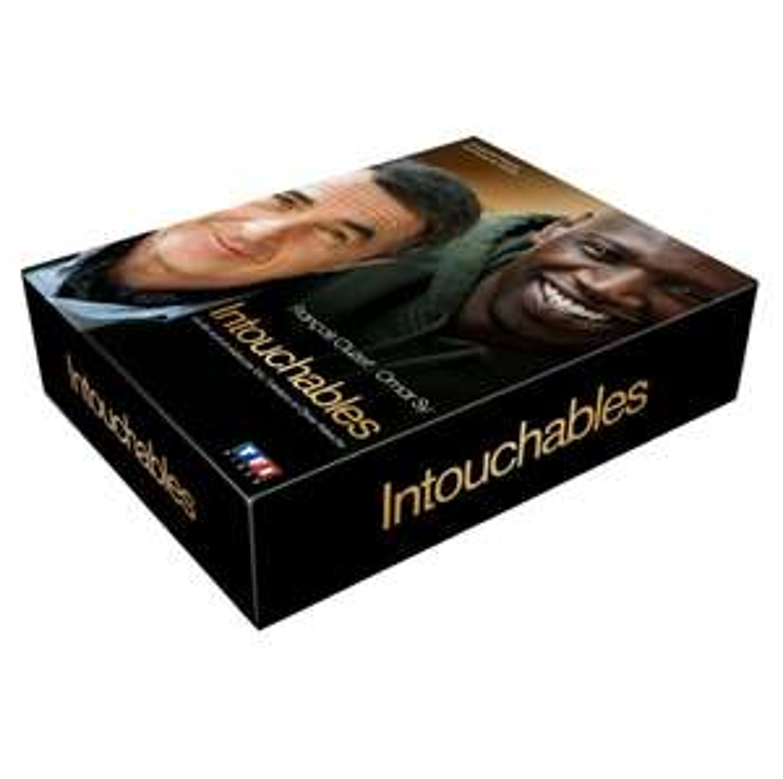 Coffret Blu-ray + DVD Intouchables  Édition Limitée