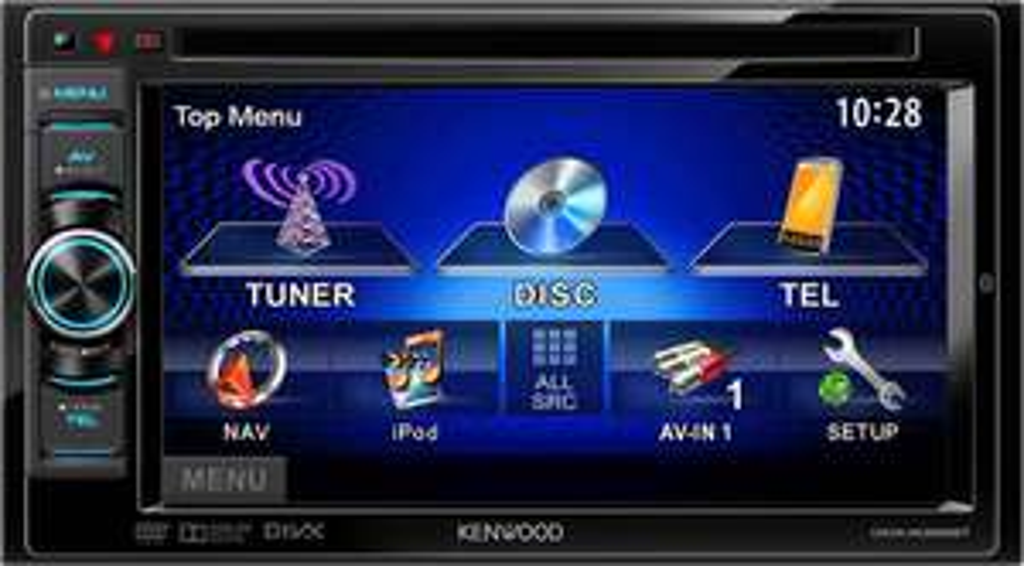 Autoradio Kenwood DDX-4025BT (avec ODR 75€)