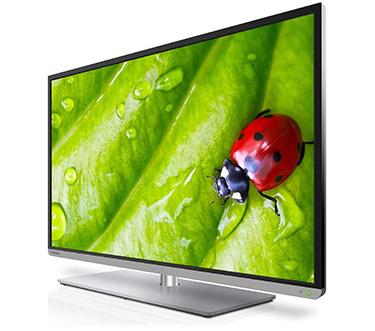 """TV 40"""" Toshiba 40L5435DG 3D - Smart TV, Full HD, 400 Hz (AMR+), Edge LED (avec ODR 50€)"""