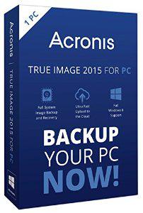 Acronis True Image 2015 3 PC / Mac