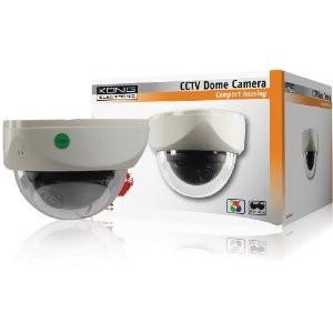 König SEC-CAM350 - Mini caméra dome CCTV