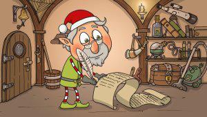 Calendrier de l'avent : Noël: The Elf Aventure - Histoire avec les Lutins sur Android (au lieu de 0.99€)