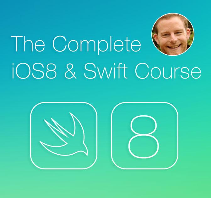 Cours de développement SWIFT sur iOS 8 en Anglais