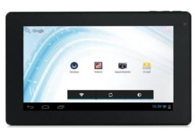 Tablette multimédia android LISTO Web'PAD 7003 4 Go
