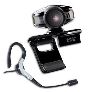 Webcam Hercules Dualpix Emotion HD