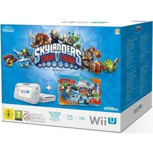 Console Wii U Pack Basic 8Go Skylanders Trap Team