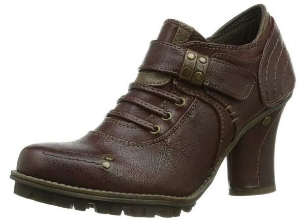 Chaussures à talons pour femme Mustang Hochfrontpumps