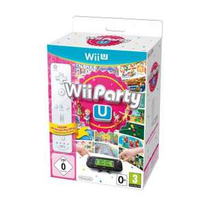 [Adhérent] Pack Wii Party U + Wiimote Plus