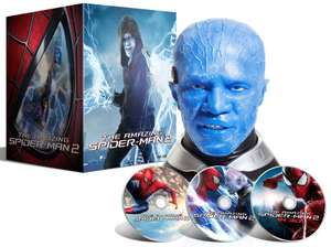 Coffret collector Blu-ray 3D / DVD The Amazing Spiderman 2