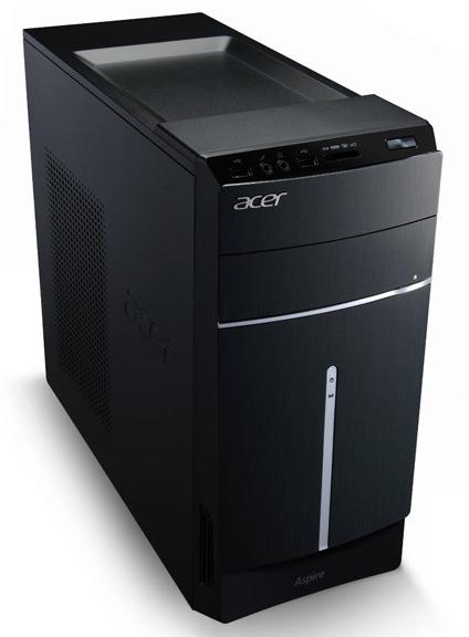 Ordinateur Acer Aspire TC-605-053 (i5, 4Go RAM, 1To HDD)